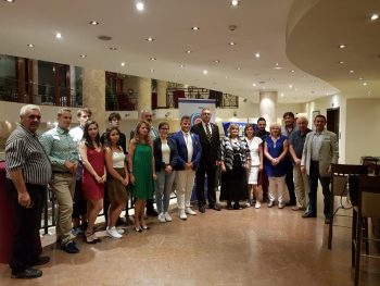 Oфициална среща на Ротари клуб София Тангра и подопечните му клубове